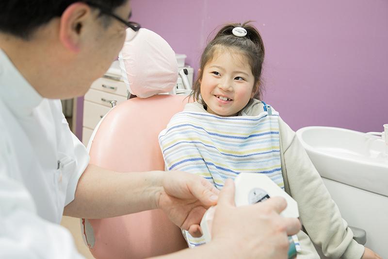 まりん歯科の小児矯正治療